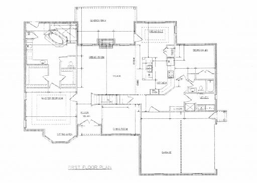 5 Bedrooms Bedrooms, ,3 BathroomsBathrooms,Floor Plan,Vacation Rental,1035