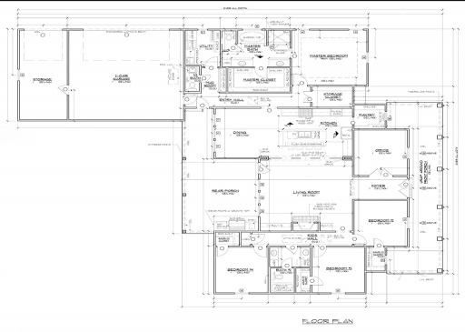 4 Bedrooms Bedrooms, ,2 BathroomsBathrooms,Floor Plan,Vacation Rental,1071