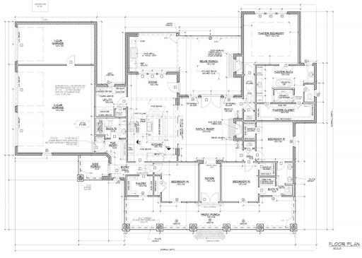 4 Bedrooms Bedrooms, ,3 BathroomsBathrooms,Floor Plan,Vacation Rental,1073